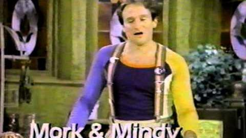Robin Williams Inside the ABC Promo Machine 1981