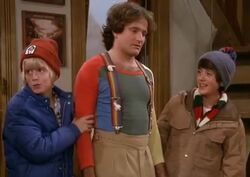 Mork & Mindy episode 2x20 - The Mork's Vacation