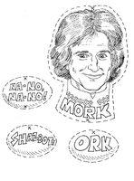 Mork from Ork Mobile 03 Robin Williams
