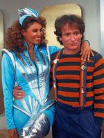 Mork Vs the Necrotons 02 Raquel Welch Robin Williams