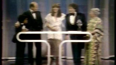 """Mork & Mindy"" Wins People's Choice Award (1979)"