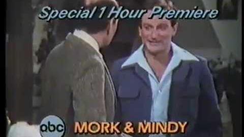 Mork & Mindy & Eight Is Enough 1980 ABC Promo