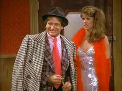 Mork and Mindy Robin Williams Pam Dawber Dial N for Nelson