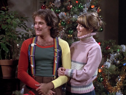 Mork & Mindy 1x13 - Mork's First Christmas