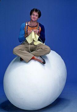 Mork & Mindy Three the Hard Way - Robin Williams