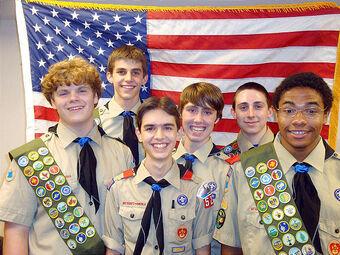 Mormon Boy Scouts