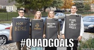 Quadgoals