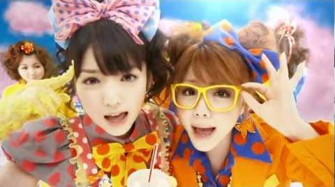 Morning Musume-Kono Chikyuu no Heiwa wo Honki de Negatterun da yo & Kare to Issho ni Omise Ga Shitai