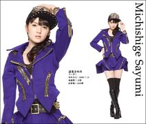 Morning Musume Michisige Sayumi Brainstorming pics