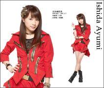 Morning Musume Ishida Ayumi Brainstorming pics