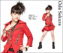Morning Musume Oda Sakura Brainstorming pics