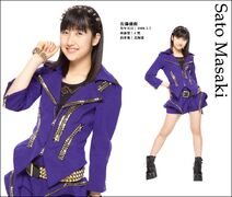 Morning Musume Sato Masaki Brainstorming pics