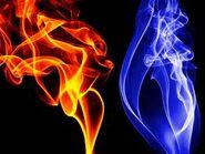 Morphopedian Flames