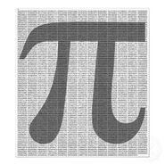 Pi to 10 000 digits poster print-p228758021650076410trma 400-1-