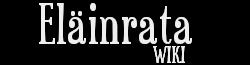 Eläinrata wordmark