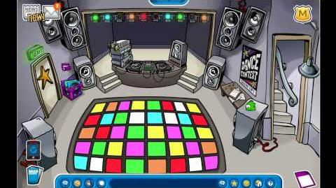 Club Penguin Music - Dance Club