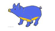 Mila pig