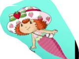 Strawberry shortcake mermaids