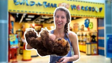 Let's Build-A-Bear - Sloth