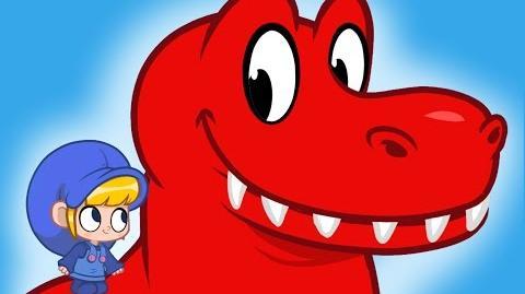 My Pet T-Rex (My Magic Pet Morphle Episode -5)