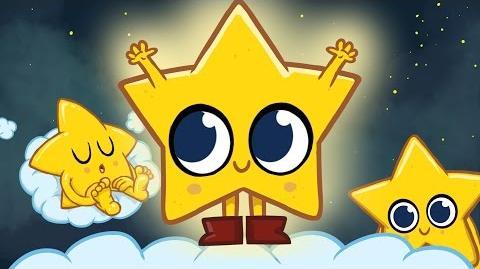 Twinkle Twinkle little star - Nursery Rhymes and kids songs -- My Magic Pet Morphle