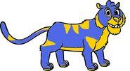 Mila tiger