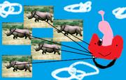 Rhino sled