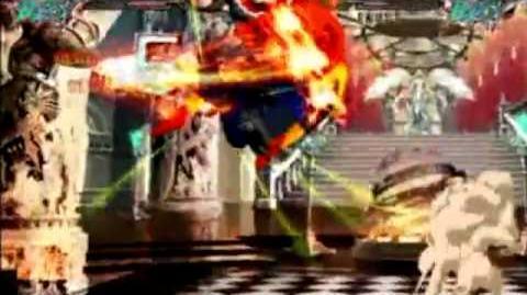GGXX AC ソル コンボムービー 【Sheer Heart Attack】