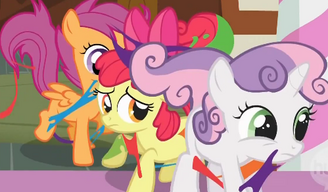 The filly centipede