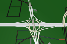 I-83 Circular Turbine Interchange