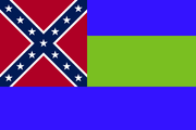 South Morseville Flag during the Civil War