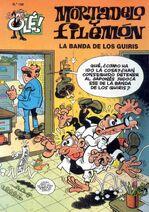 Mortadelo y Filemón La banda de los guiris