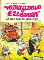Mortadelo y Filemón Contra el Gang del Chicharrón