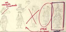 Esbozos originales Mortadelo