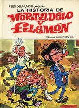 La historia de Mortadelo y Filemón