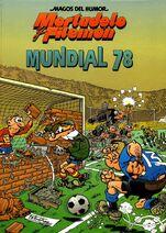Mortadelo y Filemón Mundial 78
