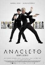 Anacleto Agente secreto 2015