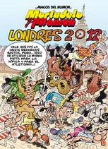 Mortadelo y Filemón Londres 2012