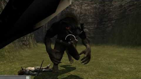 Mortal Online PvE Combat (alpha stage)