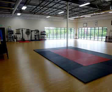Sparring room2