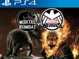 Mortal Kombat vs Marvel