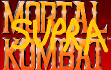 Mortal Kombat Supra Logo