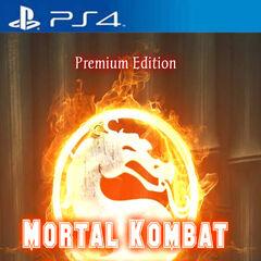 MKDE Para PS4