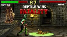 Fatality reptile.