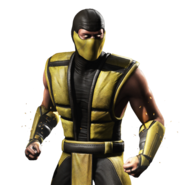 Revenant Scorpian
