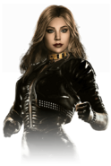 Black canary injustice 2 render by yukizm-daxtb3t