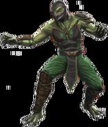 Reptile-Mortal-Kombat-9-Render