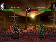 Kabal vs reptile mk 444556777864