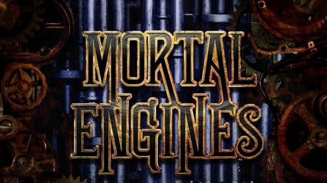 Mortal Engines in museum