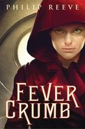 Fever Crumb - Book Cover